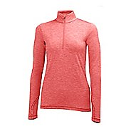 Womens Helly Hansen Aspire Flex Long Sleeve Half Zip Technical Tops