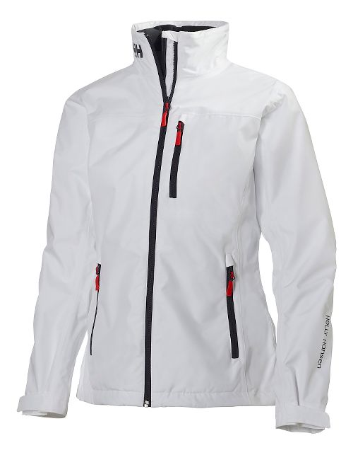 Womens Helly Hansen Crew Cold Weather Jackets - White XL