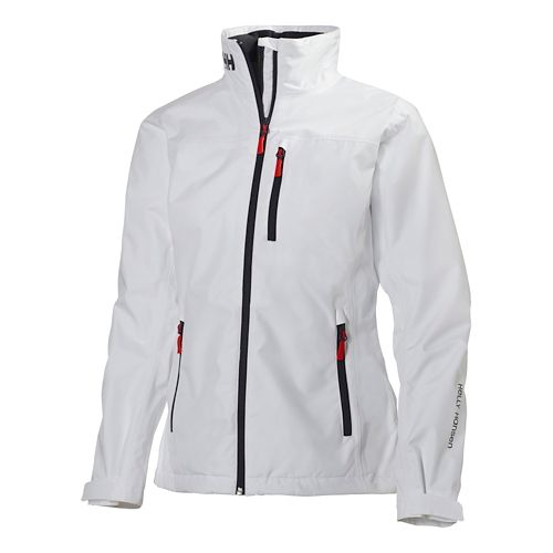 Womens Helly Hansen Crew Cold Weather Jackets - White XXL