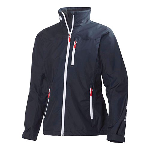 Womens Helly Hansen Crew Cold Weather Jackets - Navy S