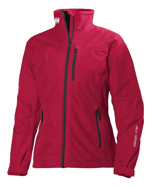 Womens Helly Hansen Crew Cold Weather Jackets - Red XL