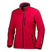 Womens Helly Hansen Crew Midlayer Cold Weather Jackets - Red XS