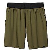 Mens prAna Overhold Lined Shorts