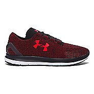 Mens Under Armour Speedform Slingride Running Shoe - Anthem Red/Black 11.5