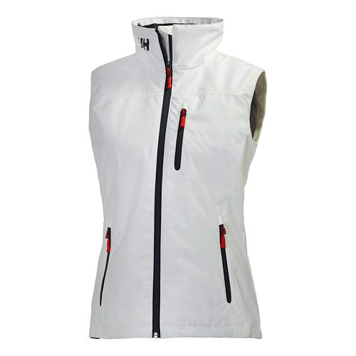 Womens Helly Hansen Crew Vests Jackets - White S