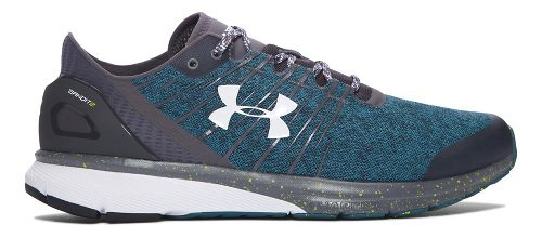 Mens Under Armour Charged Bandit 2 Running Shoe - Rhino Grey 10