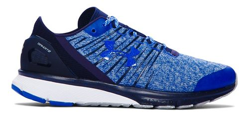Mens Under Armour Charged Bandit 2 Running Shoe - Ultra Blue/Navy 13