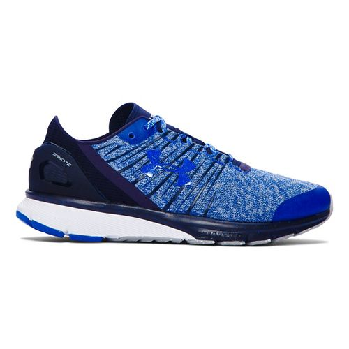 Mens Under Armour Charged Bandit 2 Running Shoe - Ultra Blue/Navy 8