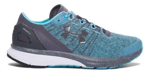 Womens Under Armour Charged Bandit 2 Running Shoe - Venetian Blue 9