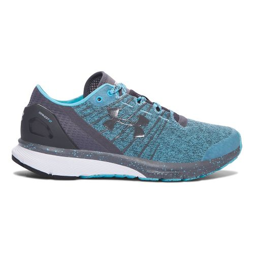 Womens Under Armour Charged Bandit 2 Running Shoe - Venetian Blue 10