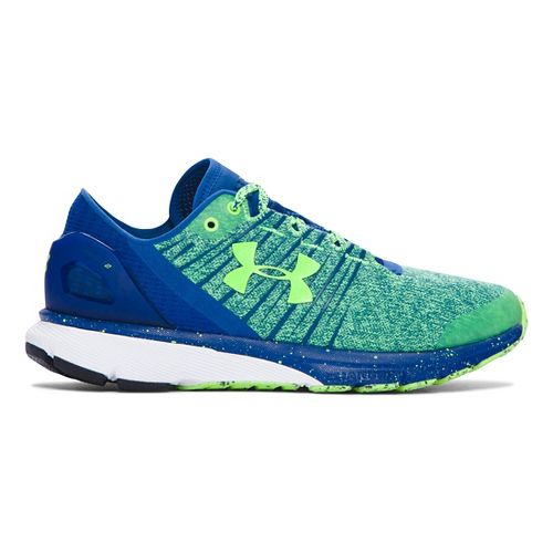 Womens Under Armour Charged Bandit 2 Running Shoe - Pink Chroma/Black 9.5
