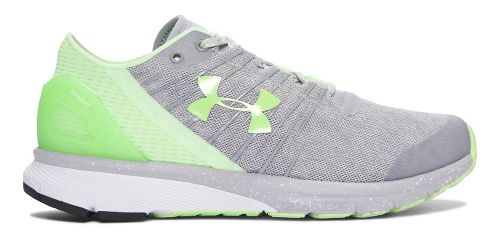 Womens Under Armour Charged Bandit 2 Running Shoe - Bright Green 9