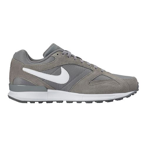 Men's Nike Air Pegasus New Racer Casual Shoe - Grey 9