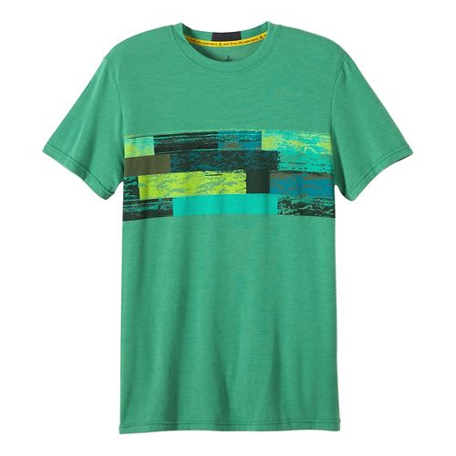 Men's Prana�Printed Ridge Tech T