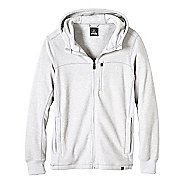 Mens prAna Drey Full Zip Warm Up Unhooded Jackets