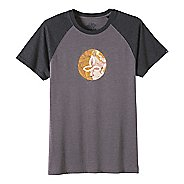 Mens prAna Topo Short Sleeve Non-Technical Tops