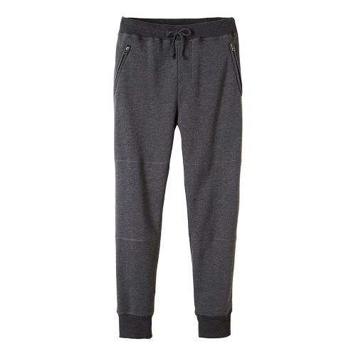 Mens prAna Maverik Pants - Black Heather XL