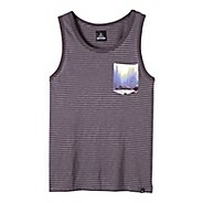 Mens prAna Shuffle Tank Sleeveless & Tank Non-Technical Tops