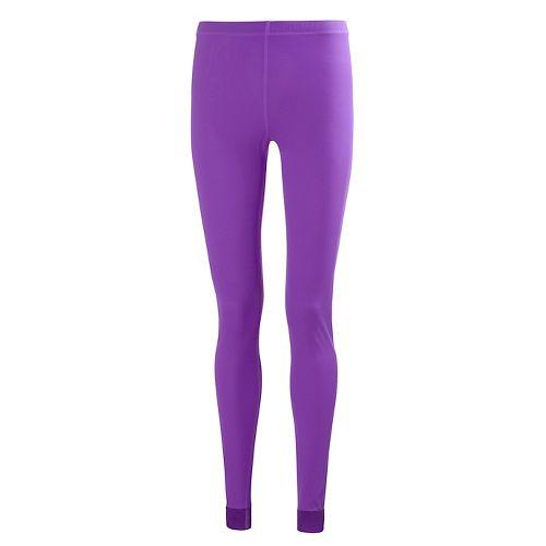 Womens Helly Hansen HH Dry Tights & Leggings Pants - Sunburned Purple M