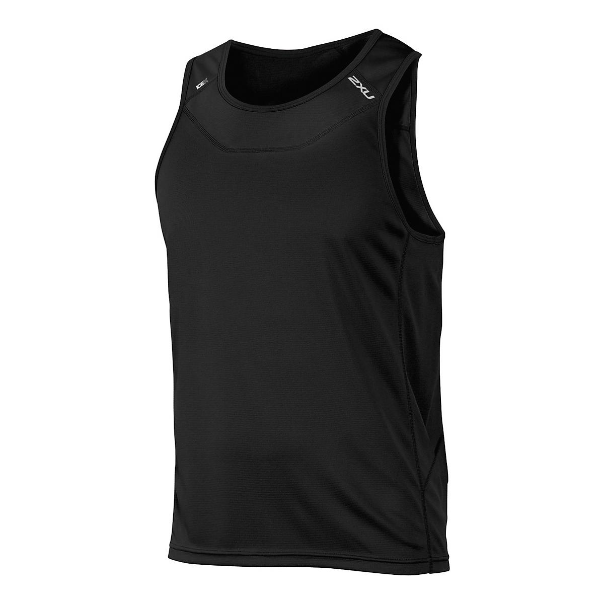 Men's 2XU�ICE X Singlet
