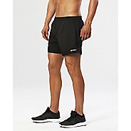 "Mens 2XU Momentum 5"" Lined Shorts"