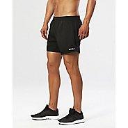 "Mens 2XU Momentum 5"" Lined Shorts"