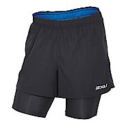 "Mens 2XU Pace 5"" 2-in-1 Shorts"