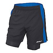 "Mens 2XU Pace 7"" 2-in-1 Shorts"