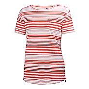 Womens Helly Hansen Naiad T-Shirt Short Sleeve Non-Technical Tops