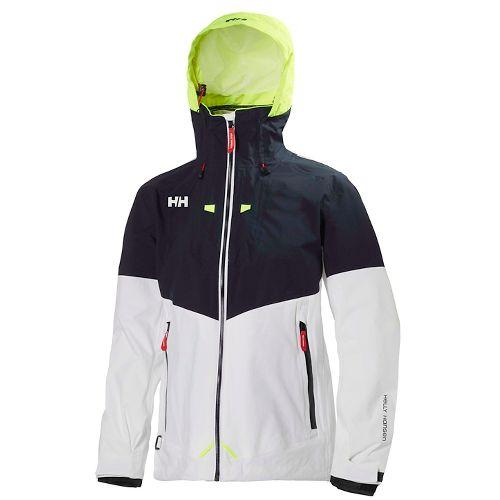 Womens Helly Hansen Salt Cold Weather Jackets - Navy XL