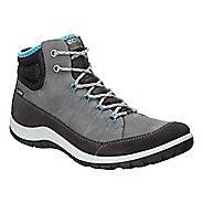 Womens Ecco Aspina GTX High Casual Shoe - Moonless 35