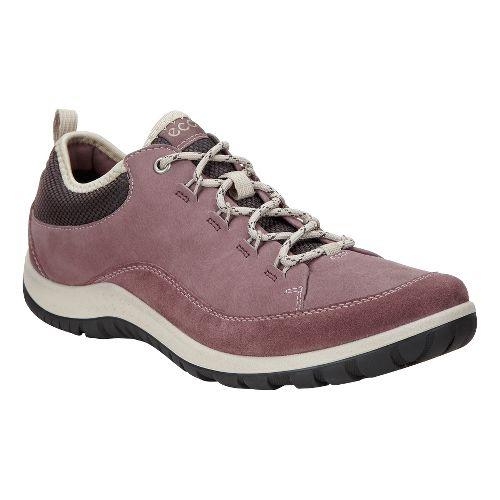 Womens Ecco Aspina Low Casual Shoe - Dusty Purple 38