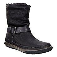 Womens Ecco Chase II Slouch GTX Boot Casual Shoe - Black/Black 36