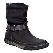 Womens Ecco Chase II Slouch GTX Boot Casual Shoe - Black/Black 38