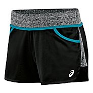 Womens ASICS Morgan Shorty Unlined Shorts