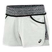 Womens ASICS Morgan Shorty Unlined Shorts