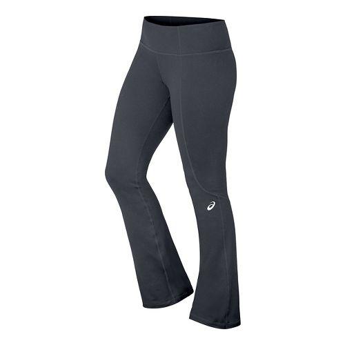 Womens ASICS Dana Pants - Steel Grey XS