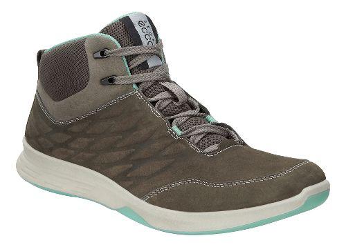 Womens Ecco Exceed High Walking Shoe - Tarmac 40