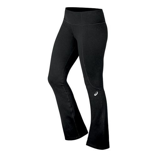 Womens ASICS Dana Tall Pants - Black S-T