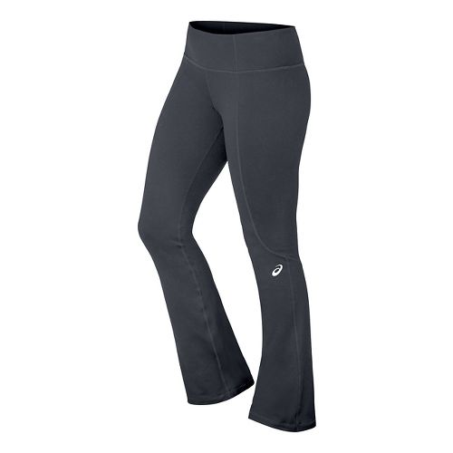 Womens ASICS Dana Tall Pants - Steel Grey M-T