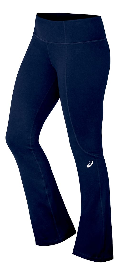 Womens ASICS Dana Tall Pants - Navy M-T
