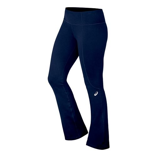 Womens ASICS Dana Tall Pants - Navy S-T