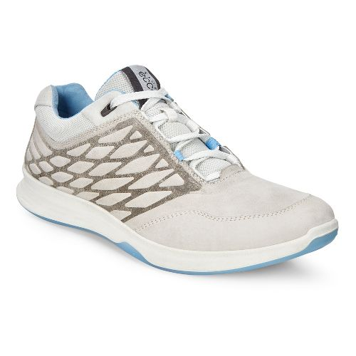 Womens Ecco Exceed Low Walking Shoe - Gravel 42