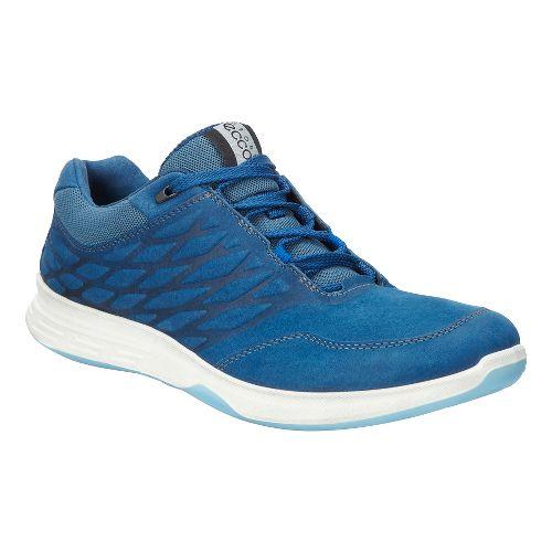 Womens Ecco Exceed Low Walking Shoe - Poseidon 40