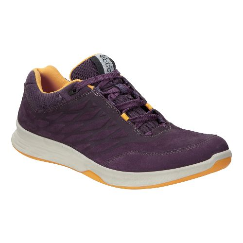 Womens Ecco Exceed Low Walking Shoe - Mauve 36