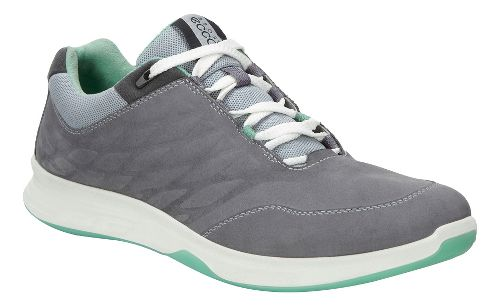Womens Ecco Exceed Low Walking Shoe - Titanium 41