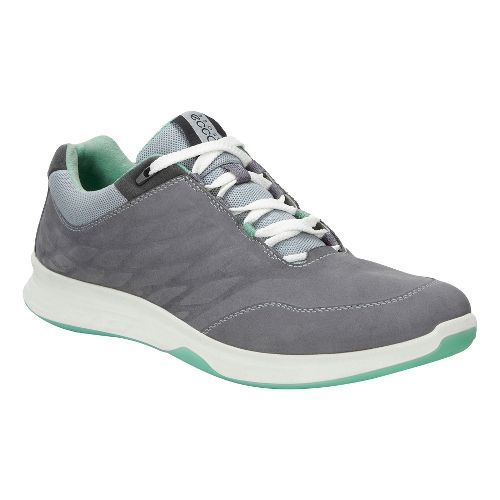Womens Ecco Exceed Low Walking Shoe - Titanium 40