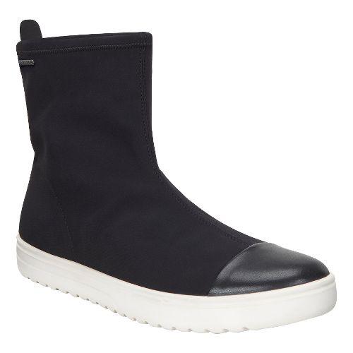 Womens Ecco Fara Mid GTX Boot Casual Shoe - Black 40