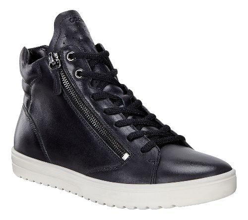 Womens Ecco Fara Sneaker Casual Shoe - Black 37