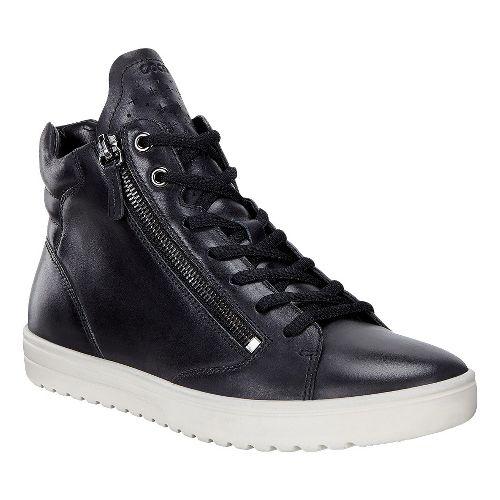 Womens Ecco Fara Sneaker Casual Shoe - Black 36
